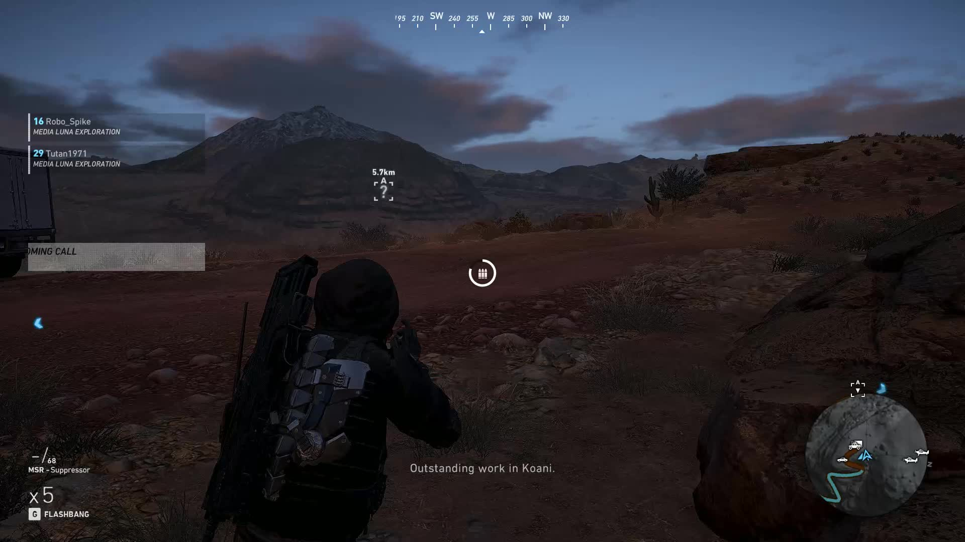 ghost recon wildlands, Vehicle Delivered GIFs