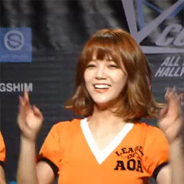 Watch Simkunghae GIF on Gfycat. Discover more Jimin, KCON15LA, Shin Jimin, ace of angels, aoa, gif, my gif GIFs on Gfycat