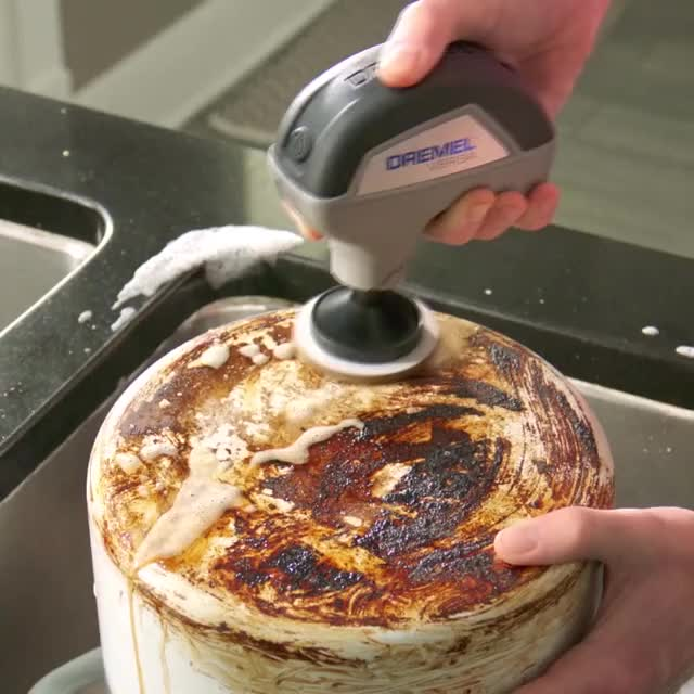 Watch and share Dremel Versa Cleaning Tool GIFs by Must Have Stuff on Gfycat