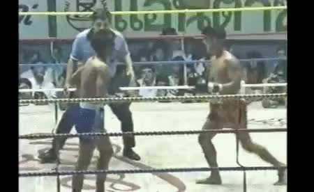 Watch and share Spinning Back Elbow GIFs and Martial Arts GIFs on Gfycat