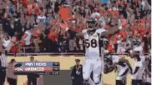 Watch and share Von Miller Denver Broncos GIFs on Gfycat