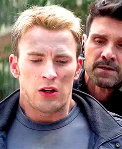 Watch and share Captian America GIFs and Steve Rogers GIFs on Gfycat