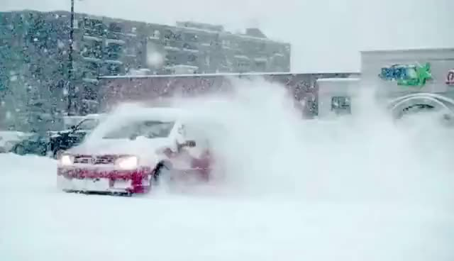 Watch Snow driving GIF on Gfycat. Discover more related GIFs on Gfycat