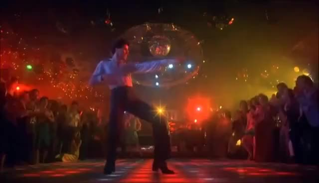Watch and share The Trammps - Disco Inferno , 70's Dance Show GIFs on Gfycat