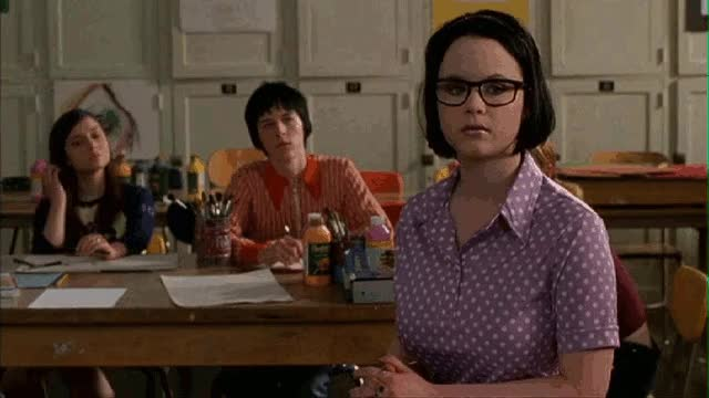 Watch Thora Birch in Ghost World GIF on Gfycat. Discover more related GIFs on Gfycat