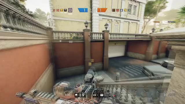 Watch this GIF by @conflagrated on Gfycat. Discover more gamingcirclejerk, rainbow6 GIFs on Gfycat