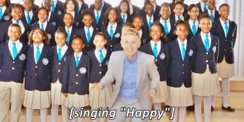 Watch and share Ellen Degeneres GIFs and The Ellen Show GIFs on Gfycat