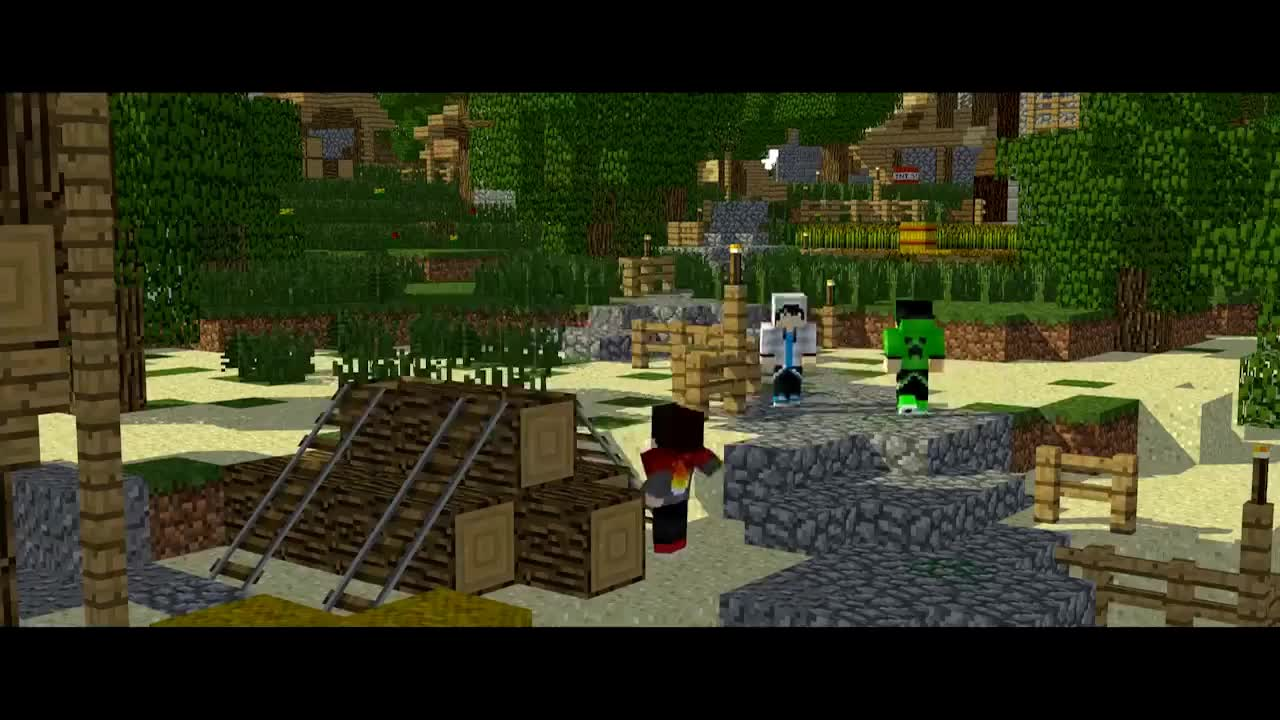 Minecraft Music Video Gifs Search | Search & Share on Homdor