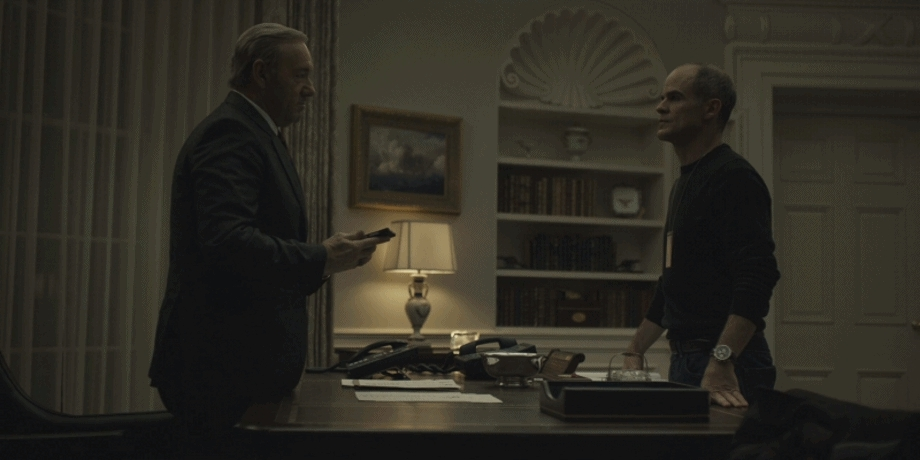HouseOfCards, Kevin Spacey, houseofcards, HouseOfBeams GIFs
