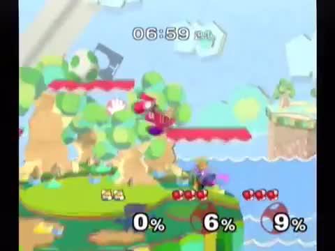【EVO2013 SSBM】aMSa(Yoshi) vs Leffen(Yoshi)  and 2v1 aMSa/Leffen vs Mew2King(Fox)
