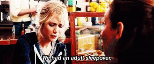 Watch and share Adult Sleepover GIFs on Gfycat