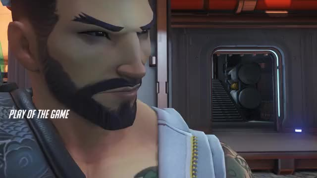 Watch and share Overwatch GIFs and Hanzo GIFs by fundead on Gfycat