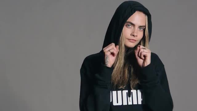 Watch and share Cara Delevingne GIFs and Finger Guns GIFs on Gfycat
