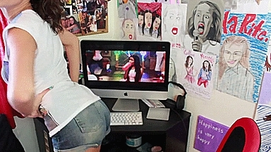 colleen ballinger, I don't know GIFs