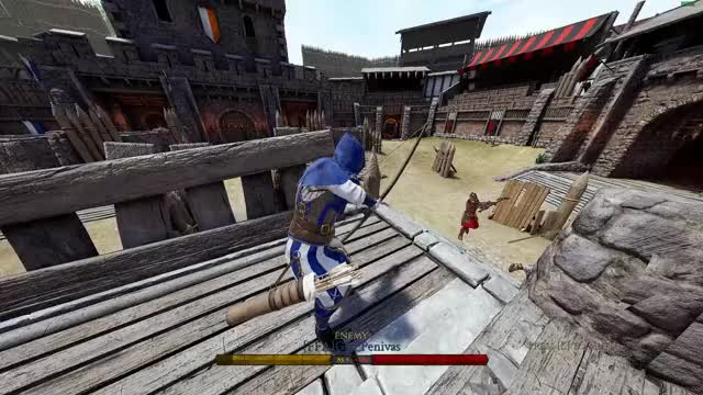 Watch and share Mordhau GIFs by PandaMester  on Gfycat