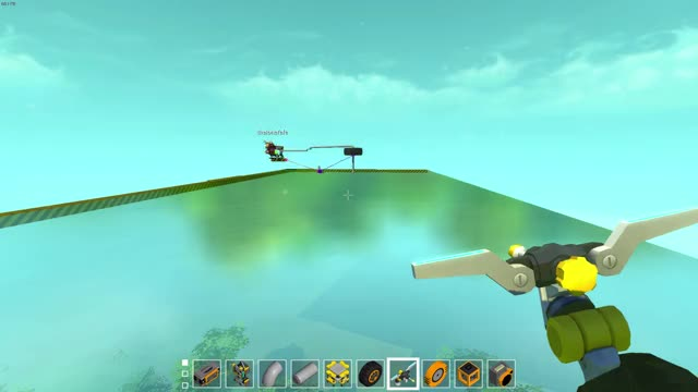 Watch scrap mechanic /r/gamephysics GIF by sal (@salzone) on Gfycat. Discover more funny, game, scrap mechanic GIFs on Gfycat