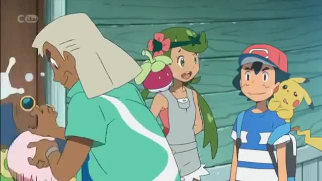 Pokemon Sun And Moon Episode 1 English Dubbed Gif Find Make