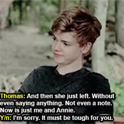 Watch and share Thomas Sangster Gif GIFs and Thomas Sangster Au GIFs on Gfycat