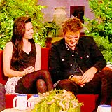 Watch and share Robert Pattinson GIFs and Kristen Stewart GIFs on Gfycat