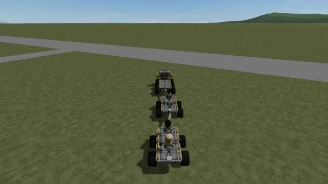 Watch and share Kerbal Tow Program GIFs on Gfycat
