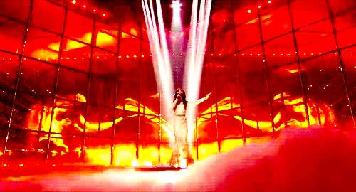 Watch and share Rise Like A Phoenix By Conchita Wurst GIFs on Gfycat