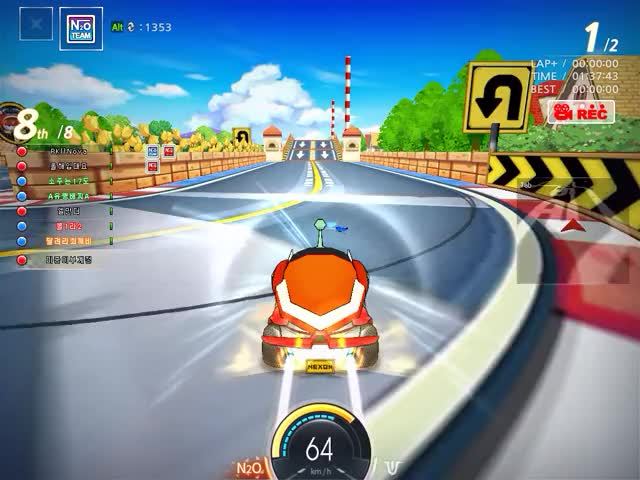 Watch Crazyracing Kartrider 2019.02.19 - 17.56.52.05.DVR.mp4 20190219 175713 GIF on Gfycat. Discover more crazyracingkartrider GIFs on Gfycat