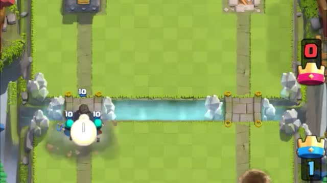 Watch and share Rascals Dismissed By Skeleton Army GIFs by Clash Royale Kingdom on Gfycat