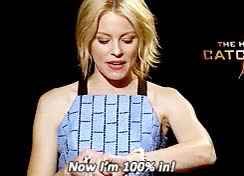 Watch and share Elizabeth Banks GIFs on Gfycat