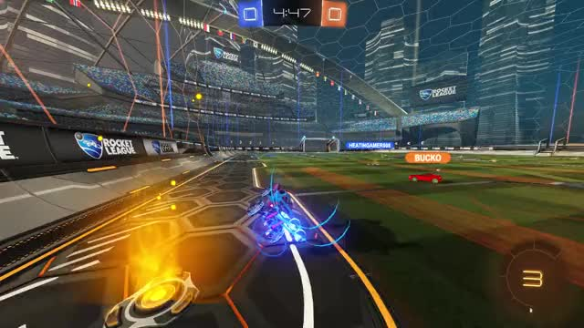 Watch probably the best shot I've ever hit (with alternate camera angle) GIF on Gfycat. Discover more RocketLeague GIFs on Gfycat