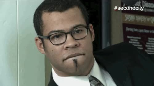 Watch and share Jordan Peele GIFs on Gfycat