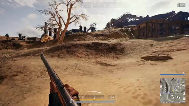 Watch and share Vlc-record-2018-01-05-17h57m14s-PLAYERUNKNOWN GIFs on Gfycat