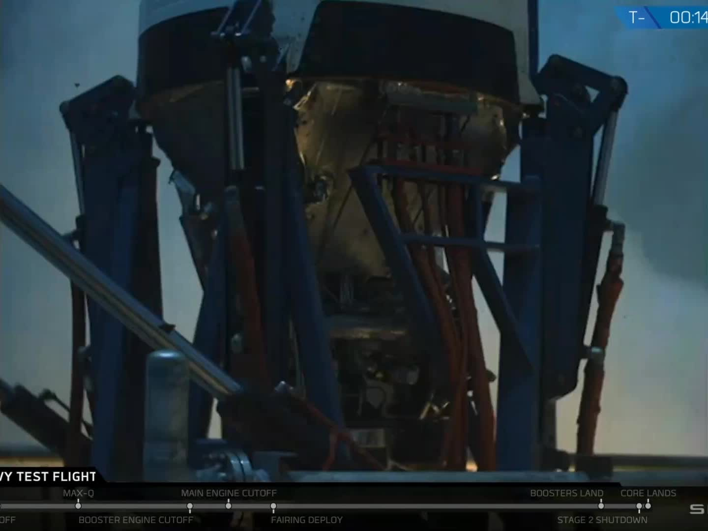 Falcon 1, Liftoff, SpaceX, SpaceXLounge, Falcon 1 Liftoff Loop GIFs