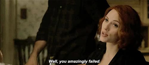Watch You failed GIF on Gfycat. Discover more related GIFs on Gfycat
