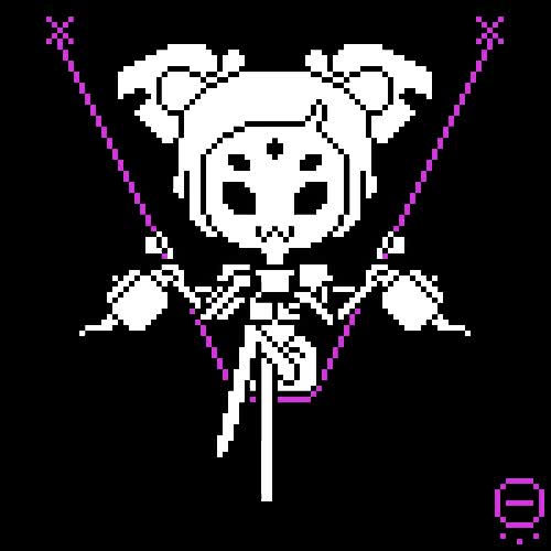 Watch and share Muffet Gif | Undertale GIFs on Gfycat