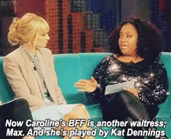 Watch and share Caroline Channing GIFs and 2 Broke Girls GIFs on Gfycat