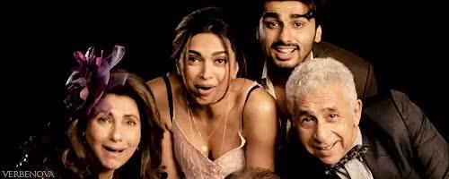 Watch and share Deepika Padukone GIFs and Naseeruddin Shah GIFs on Gfycat