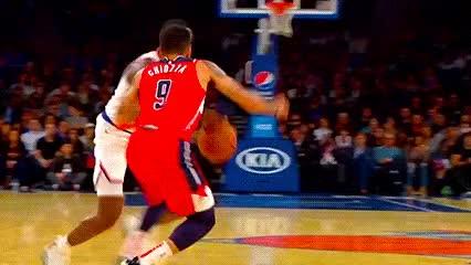 Watch and share R.J. Barrett — New York Knicks GIFs by Off-Hand on Gfycat