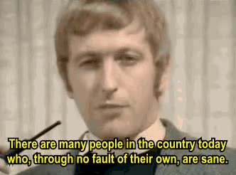 Watch and share Graham Chapman GIFs on Gfycat