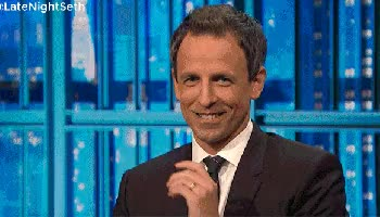 Watch seth meyers GIF on Gfycat. Discover more seth meyers GIFs on Gfycat