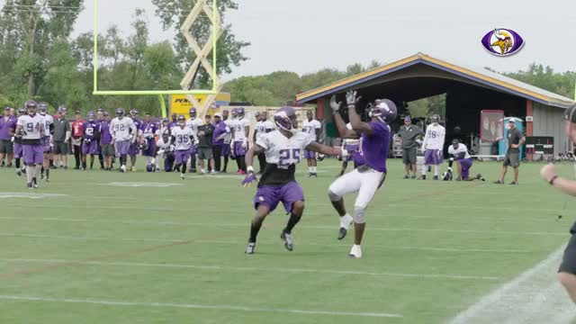 Watch Practice Highlights, August 24 GIF on Gfycat. Discover more minnesotavikings GIFs on Gfycat