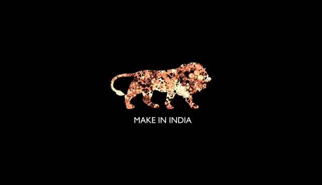 Watch and share Make In India Logo Animation | Make In India | Logo | Lion GIFs on Gfycat