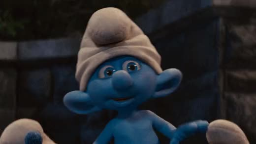 Watch and share Smurfs GIFs on Gfycat