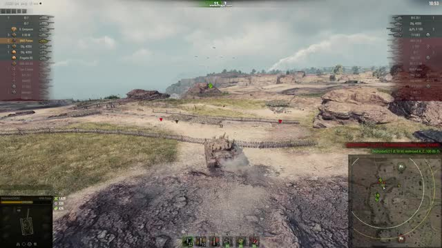 Watch and share Worldoftanks 2018-09-26 17-26-05-23 GIFs by polysmack on Gfycat
