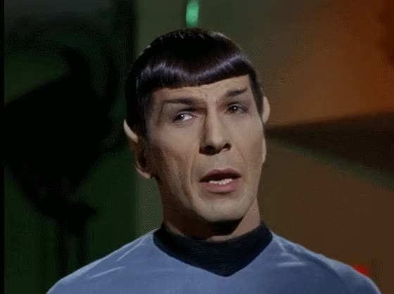 Watch and share Leonard Nimoy GIFs and Celebs GIFs on Gfycat
