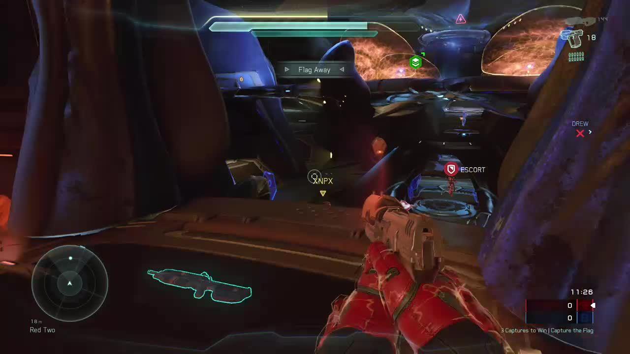 Halo 5, Halo 5: Guardians, halo, GuNRaTH playing Halo 5: Guardians GIFs