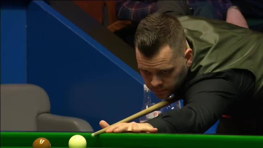 snooker, Mark Williams Amazing Snooker Fluke  World Championship 2018 GIFs