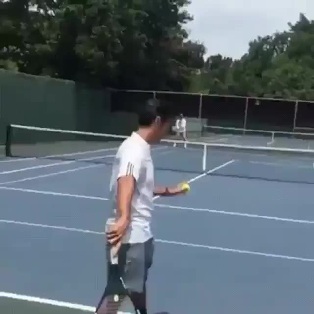 Watch and share Process Video GIFs and Tennis GIFs on Gfycat