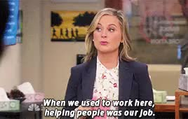 Watch this parks and rec GIF on Gfycat. Discover more andy dwyer, ann perkins, april ludgate, ben wyatt, chris traeger, donna meagle, leslie knope, pannedpandawork, parks and rec, parks and rec s07e12, parks and recreation, parks finale, parksedit, ron swanson, tom haverford GIFs on Gfycat