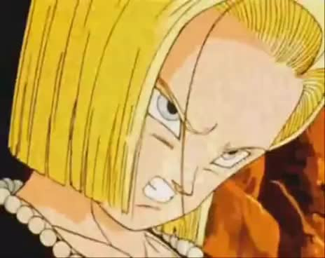 Android, Android 18! GIFs