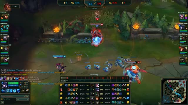Watch and share Sejuani GIFs and Lol GIFs on Gfycat